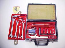 Ferrari Tool Kit_Briefcase_Oil Filter_Spark Plug Wrench_Screwdrivers 365 400 512