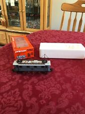 BEAUTIFUL RARE COLOR Marklin Primex 3192 Electric Locomotive LOOKS NEVER USED