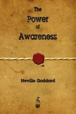 The Power of Awareness by Neville Goddard (2012, Paperback)