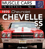 1970 Chevrolet Chevelle Ss: In Detail No. 1 Book Codes Vin Build Tag Options