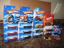 Hot Wheels Huge Lot of 14 1969 Chevy Camaro Variation Convertible Hardtop FTE 69