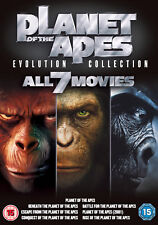 Planet of the Apes: Evolution Collection [1968] (DVD)WOWB