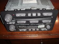 97-2005 GM Pontiac Radio 6 Disc Changer CD Player Receiver AM/FM Stereo 10317030
