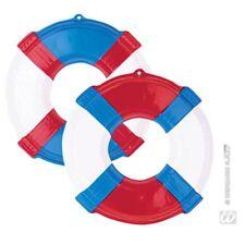 46cm 3d Lifebuoys Diam - Decoration Lifebuoy Wall Rescue Tire Maritime Hanging