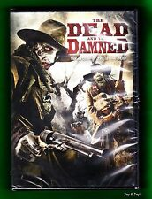 The Dead and the Damned (DVD) 2011 *Brand New