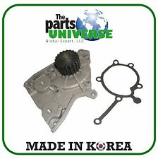 New Water Pump for 87-93 Kia Sportage Mazda B2200 Ford Probe w/ Gasket (G.M.B)