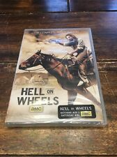 HELL ON WHEELS: SEASON 3 DVD - THE COMPLETE THIRD SEASON [3 DISCS] - Brand NEW