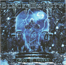 Black Majesty ‎– Cross Of Thorns CD NEW