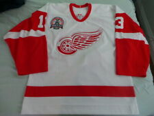 CCM Pavel Datsyuk Authentic Detroit Red Wings Jersey s 48 2002 Stanley Cup Final
