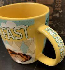 Nostalgia - if you want breakfast In bed - Coffee Mug. Stock#1012