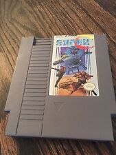 Contra Super C Nintendo Entertainment System NES Cart NE3