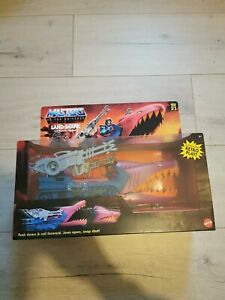 Masters of the universe origin Land Shark Motu