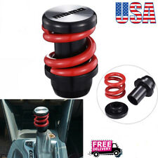 Universal Manual and Automatic Car Gear Stick Shifter Knob Red&Black US