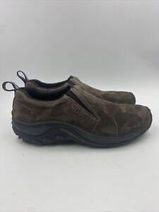 Merrell Mens Jungle Moc Fudge Slip On Shoe Size 9.5 M , 413