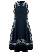 CURRENT SEASON BRAND NEW WITH TAGS Navy Monsoon Dress Size 20