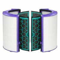 Air Purifier HEPA Filters Activated Carbon for Dyson TP04 TP05 HP04 HP05 DP04