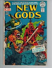 The New Gods 7   1st Steppenwolf, Early Darkseid 1972 VF Hi-Grade HTF DC Comic