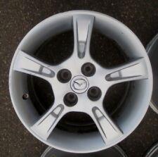 Original Mazda 323F VI BJ 1998-2003 Alufelge  6JJx15 4x100 ET45 ML54mm  #13487