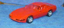 1994 ZR-1 Corvette coupe promo model - torch red - NIB