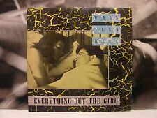 "EVERYTHING BUT THE GIRL - WHEN ALL'S WELL 12"" EP EX/EX 1st UK PRESSING NEG 7T"
