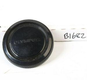 Genuine Original Olympus OM Mount Body Cap (B1682)