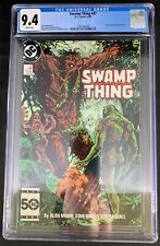 Swamp Thing #47 CGC 9.4  4/86 3716139018 - John Constantine appearance