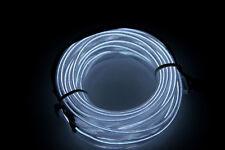 Ambiente Ambientebeleuchtung EL Lichtleisten Innenraum Kein Led Neon Wei�Ÿ 1m