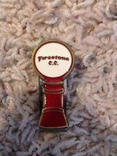 "Firestone Country Club Golf Small 1.5"" Hat Clip"