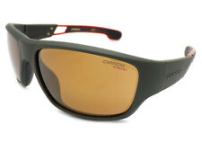 Carrera Sunglasses 4008/S DLD K1 Military Green / Gold Flash Mirror 60-16-125