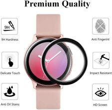 Film verre Trempé de Protection d'écran 3D Samsung Galaxy Watch Active /2