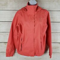 The North Face Womens Coral Resolve 2 Dry Vent Hooded Zip Jacket Size L NWOT