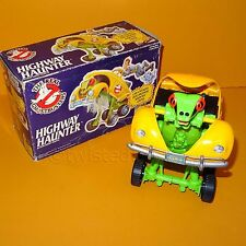 VINTAGE 1986 80s KENNER THE REAL GHOSTBUSTERS HIGHWAY HAUNTER CAR VEHICLE BOXED