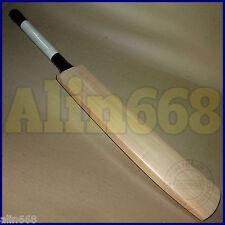 Senior Custom Plain Hand Made English Willow Cricket Bat 2lb 9ozs