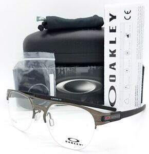 NEW Oakley Latch Ti RX frame Matte Cement Red OX5134-0452 52mm 5134 Titanium