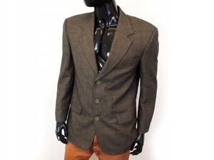 *E Pierre Cardin Mens Blazer Wool Jacket Grey 50