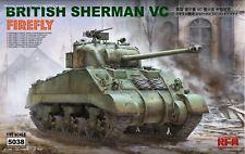 RYE FIELD RM5038 1/35 British Sherman Firefly VC TATTY BOX