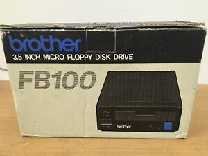 Brother FB100 3.5 in Floppy Disk Drive for Electronic Knitting Machine