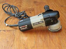 "Porter-Cable HD 5"" Random Orbit Sander 7334 corded electric - Tested & works"