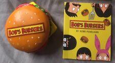 BOBS BURGERS TALKING BURGER MINI COMIC BOOK NYCC  POP UP COMIC CON TINA BELCHER