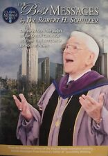 The Best Messages by Dr. Robert H. Schuller (DVD) From Hour Power/OOP RARE #10