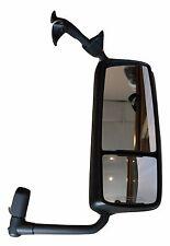 New Volvo VNL Door Mirror With Arm   CHROME   Passenger Side (RH)