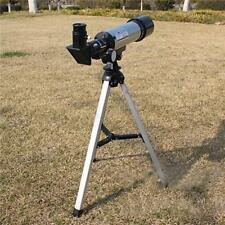 1Set 360 x 50 Refractor Space Astronomical Telescope Tripod Kids Children Gift Z