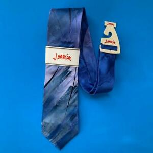 Jerry Garcia Grateful Dead Limited Edition inferno Collection 51 Silk Tie NEW