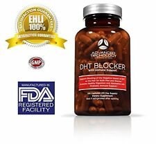 DHT Blocker with Immune Support Supplement - 120 count, Advanced Trichology
