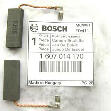 Bosch Carbon Brushes AKE 30-18 S 35-18-S 40-18 S 30-19 S 35-19 40-19 1607014170