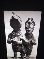 "Yoruba/ Ife ""Ita Yemoo Bronze Figures"" Nigeria African Tribal Art 35mm Slide"