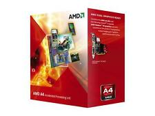 Bran New AMD A4 3400 - 2.7 GHz Dual-Core Processor FM1