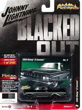 1959 Chevrolet El Camino  Black /Graphit **RR** Johnny Lightning 1:64 OVP
