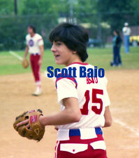 Mda Celebrity Softball Game 1978 Candid 4 X 6 Photo #16 Scott Baio