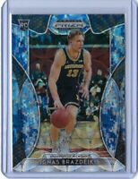2019-20 Panini Prizm Draft Picks Basketball Camo #48 Ignas Brazdeikis /25